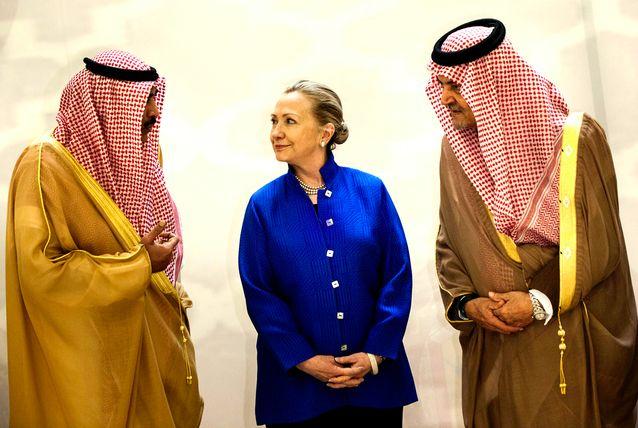 HillaryClinton-Saudis