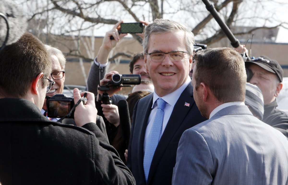 The Teflon Candidate? Jeb Bush does shady business. So what?