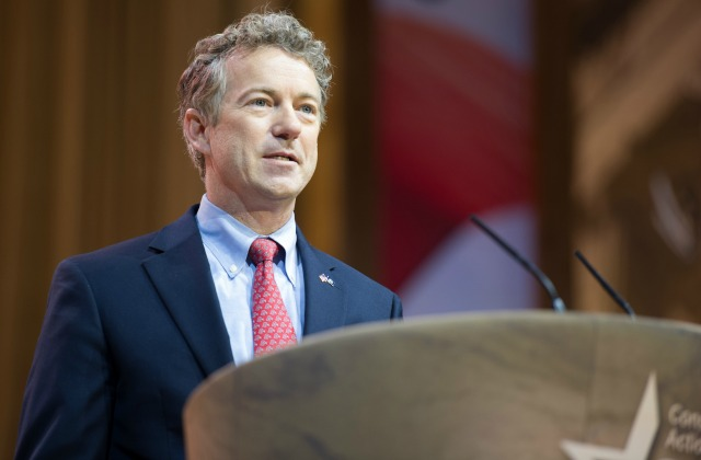 Rand Paul and the Party of None