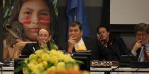 Cancillería del Ecuador  / Flickr