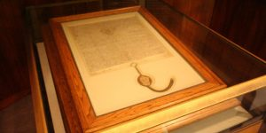 The Magna Carta first defined protection from unreasonable detention. Is that right threatened in the US under current law? Photo credit: Wongm / Wikimedia