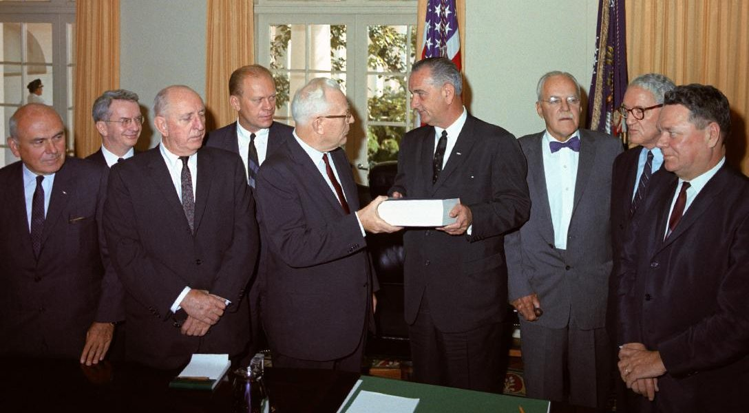 Members of the Warren Commission