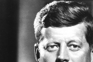 Official Photo of President John F. Kennedy. Photo credit: John F. Kennedy Presidential Library and Museum.