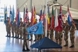 NATO Allies and Partners trained together during exercise Trident Juncture 2015 the largest NATO exercise in more than a decade. Over 36.000 troops participated in exercises across Italy, Spain and Portugal. Trident Juncture 2015 will end today. Photo Credit: Air Mobility Command