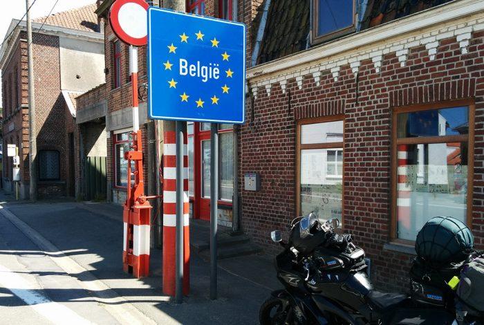 French Belgian Border