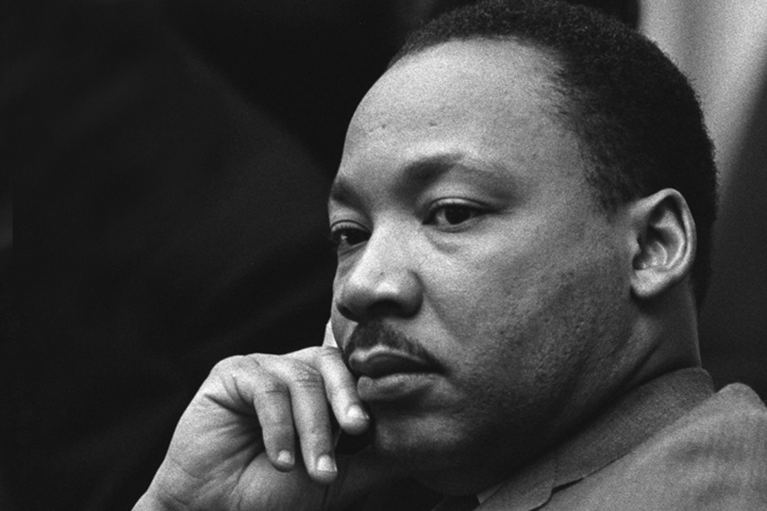 Martin Luther King, Jr.  Photo credit: LBJ Library / Wikimedia