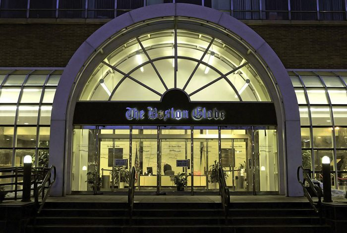Boston Globe Headquarters