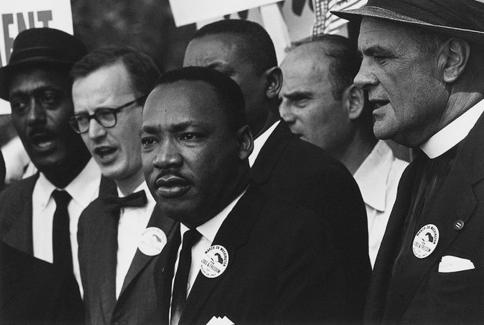 Dr. Martin Luther King, Civil Rights March