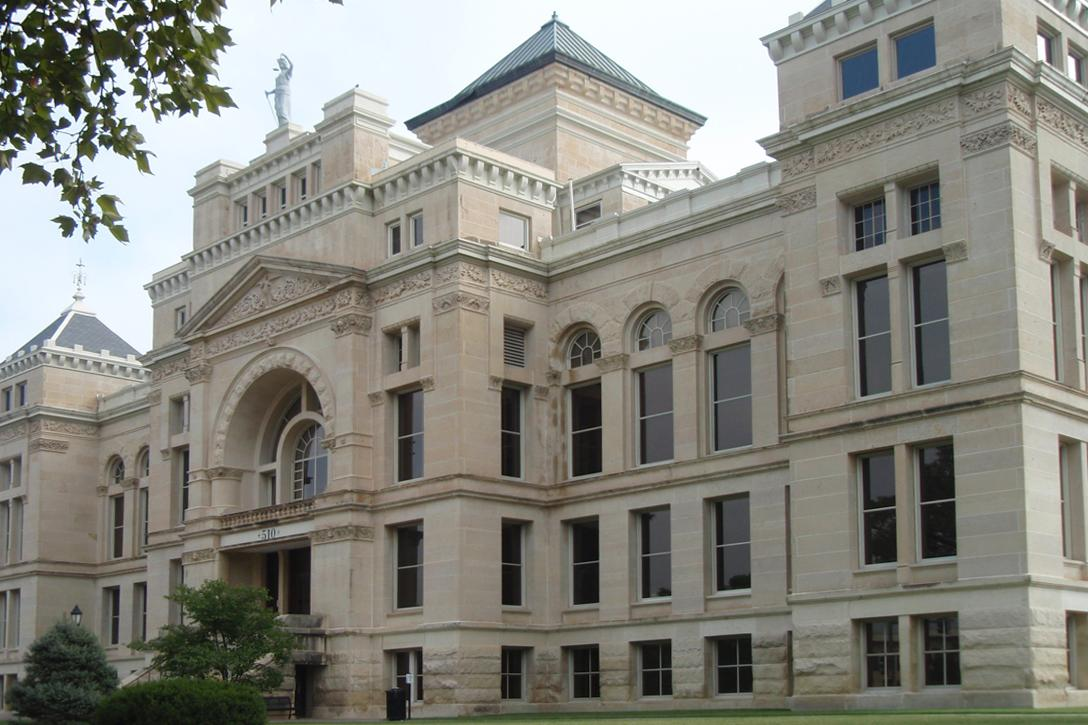 Sedgwick County Courthouse