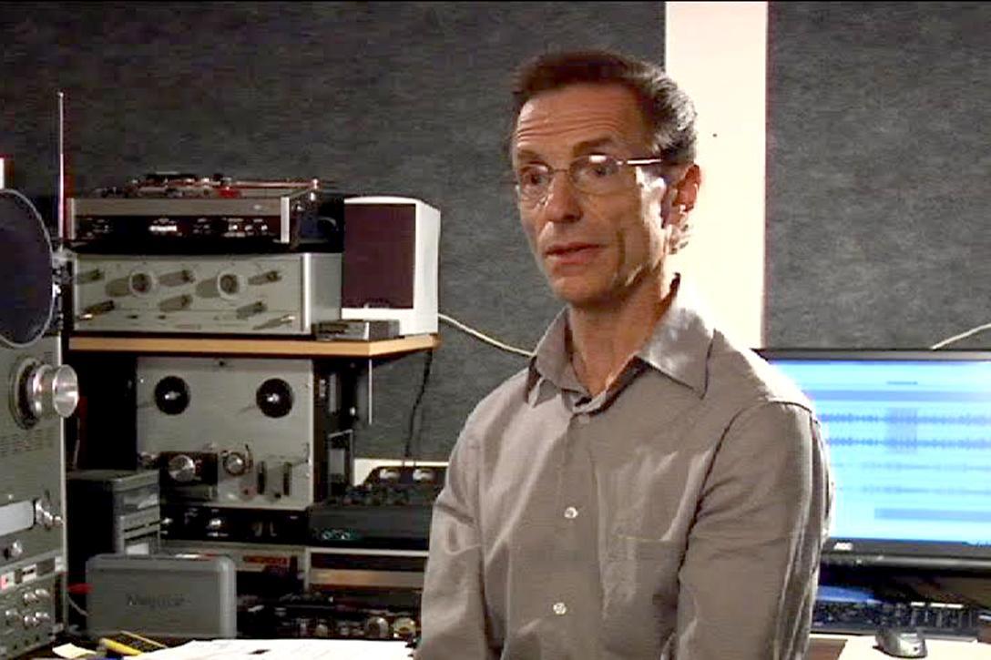 Phil Van Praag audio expert
