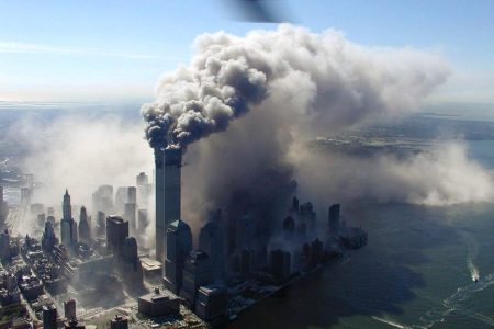 New York City on September 11, 2001 Photo credit: Comer Zhao / Flickr (CC BY-SA 2.0)