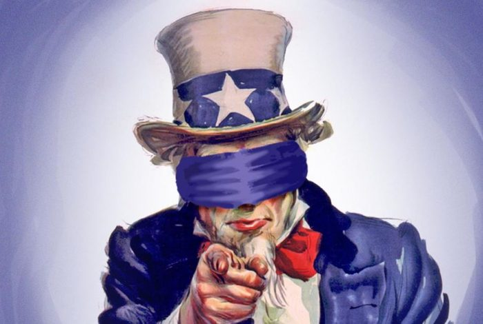 Blind Uncle Sam