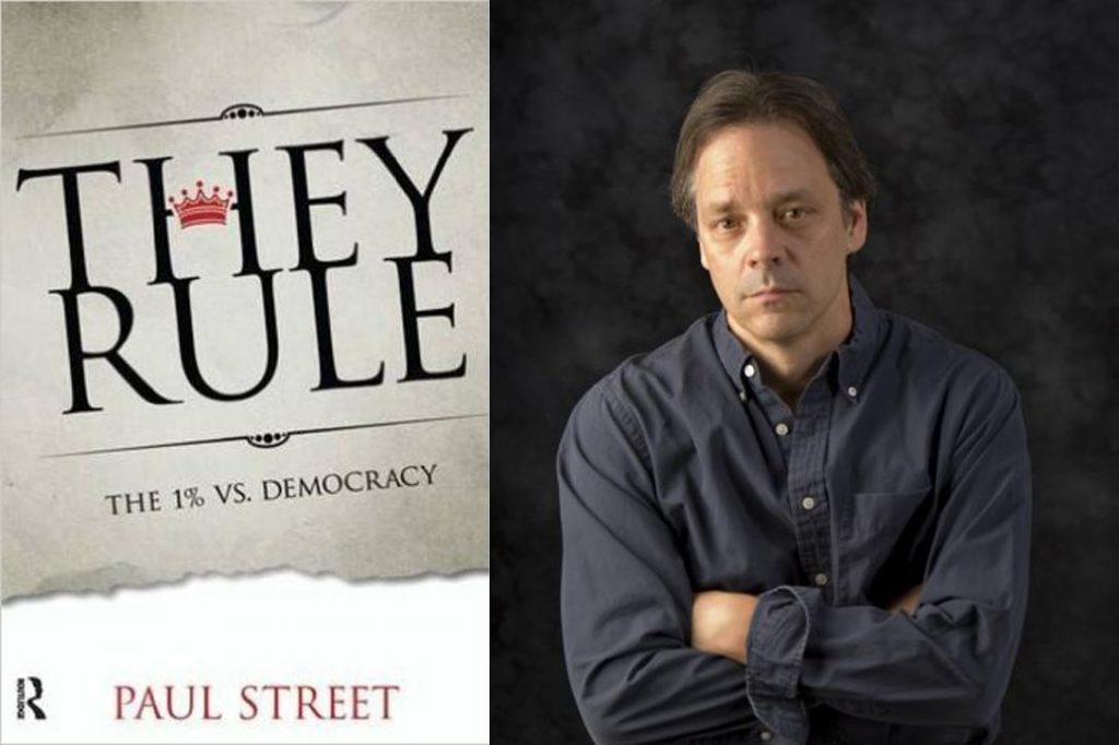 They Rule book cover, Paul Street