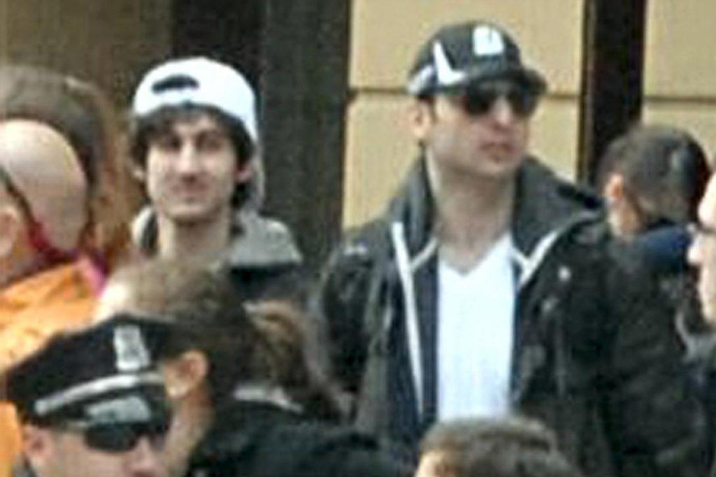 Dzhokhar Tsarnaev Tamerlan Tsarnaev