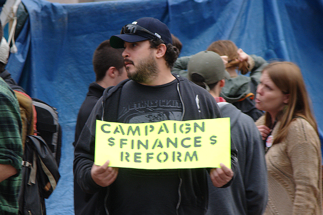 campaign finance reform Campaign finance laws are intended to reduce the potential for corruption, or even the appearance of corruption there are three main avenues for regulating campaign finance few states rely on just one most utilize a combination of two or three.