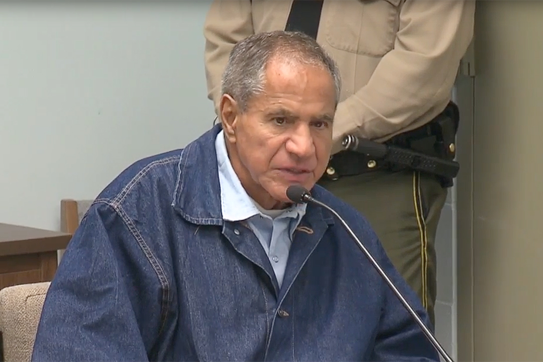 Sirhan speaking at 2011 Parole Hearing