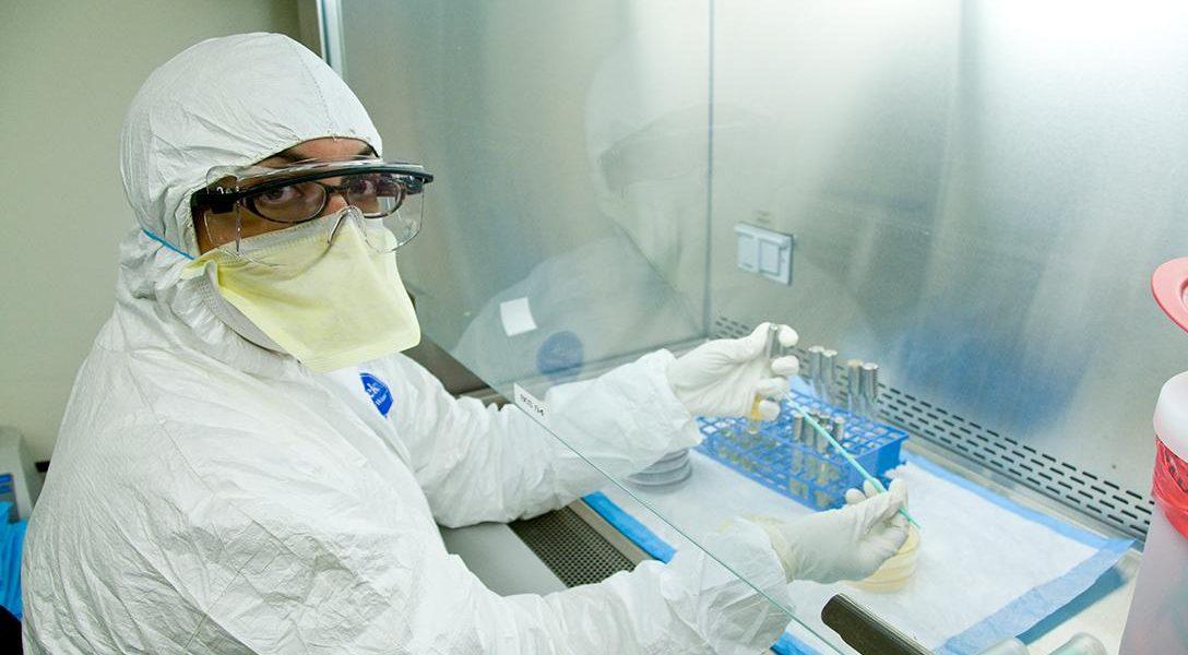 FDA microbiologist