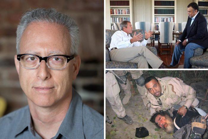 Russ Baker, George Bush, Banda, Saddam Hussein
