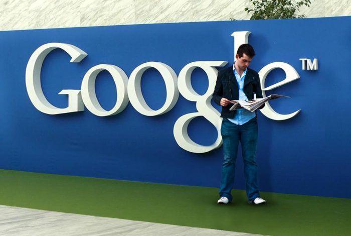 Google, news
