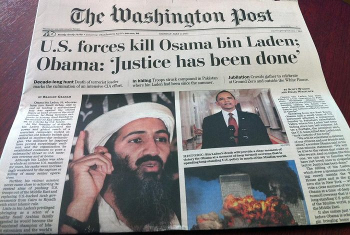 Reasons to Doubt the Official Osama Raid Story — Five Years