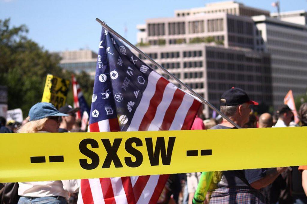 Corporate Flag, SXSW