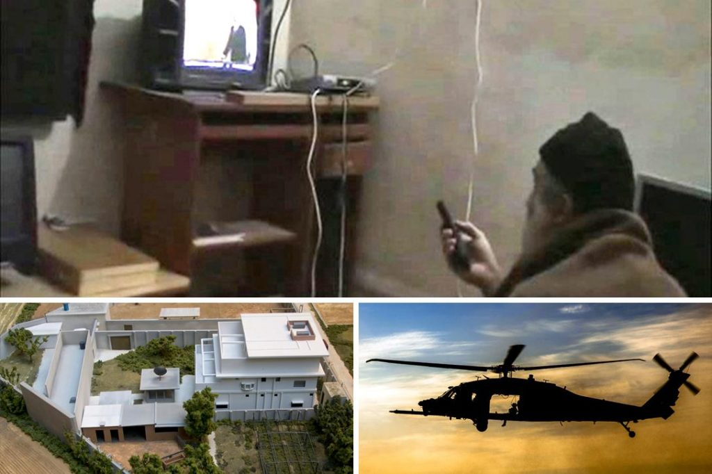 Osama bin Laden, Abbottabad Compound, MH-60 Black Hawk helicopter
