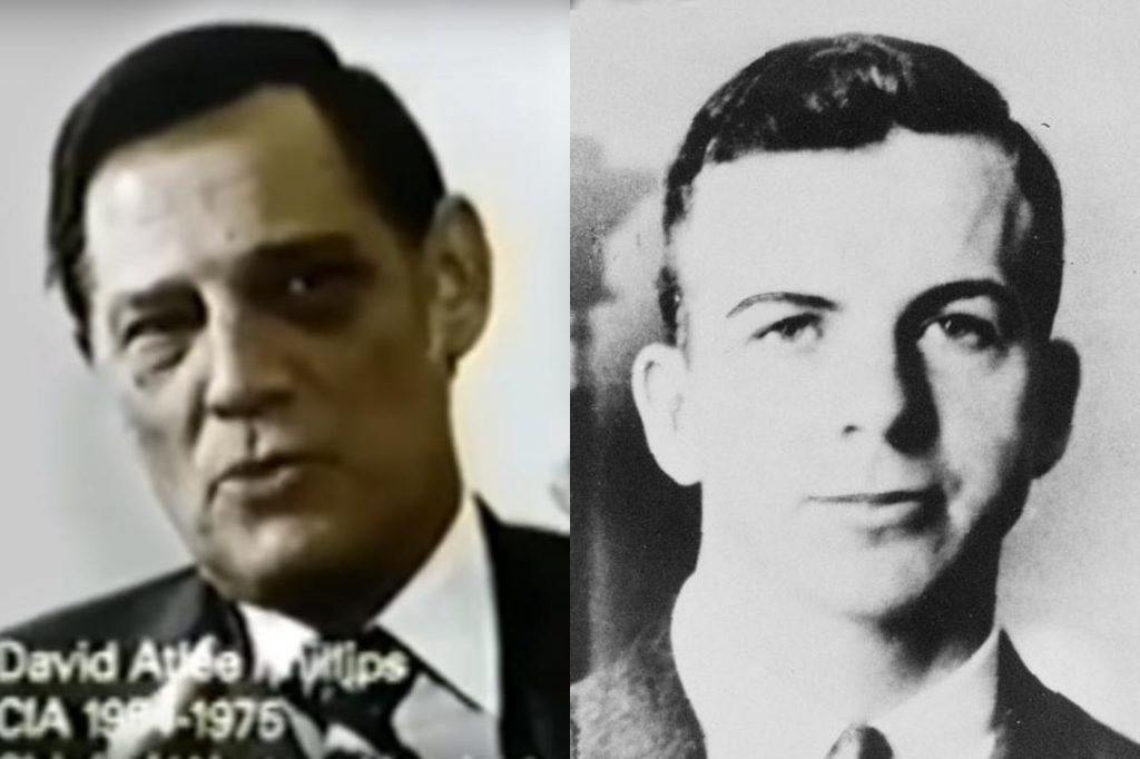 David Atlee Phillips, Lee Harvey Oswald