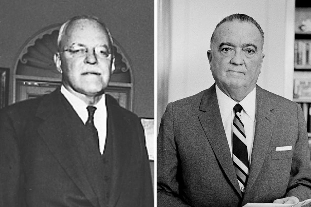 Allen Dulle, J. Edgar Hoover