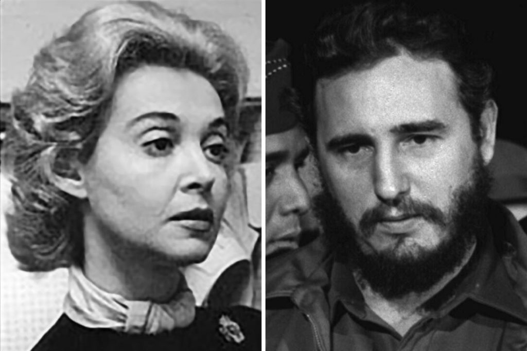 Lisa Howard, Fidel Castro