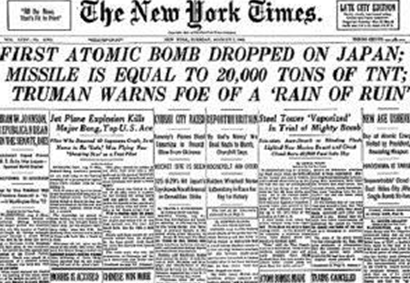 a reflection of trumans decision to drop the bomb Harry truman on dropping the atomic bomb wrote a favorable column on truman and his decision youngsters on both sides if those bombs had not been dropped.