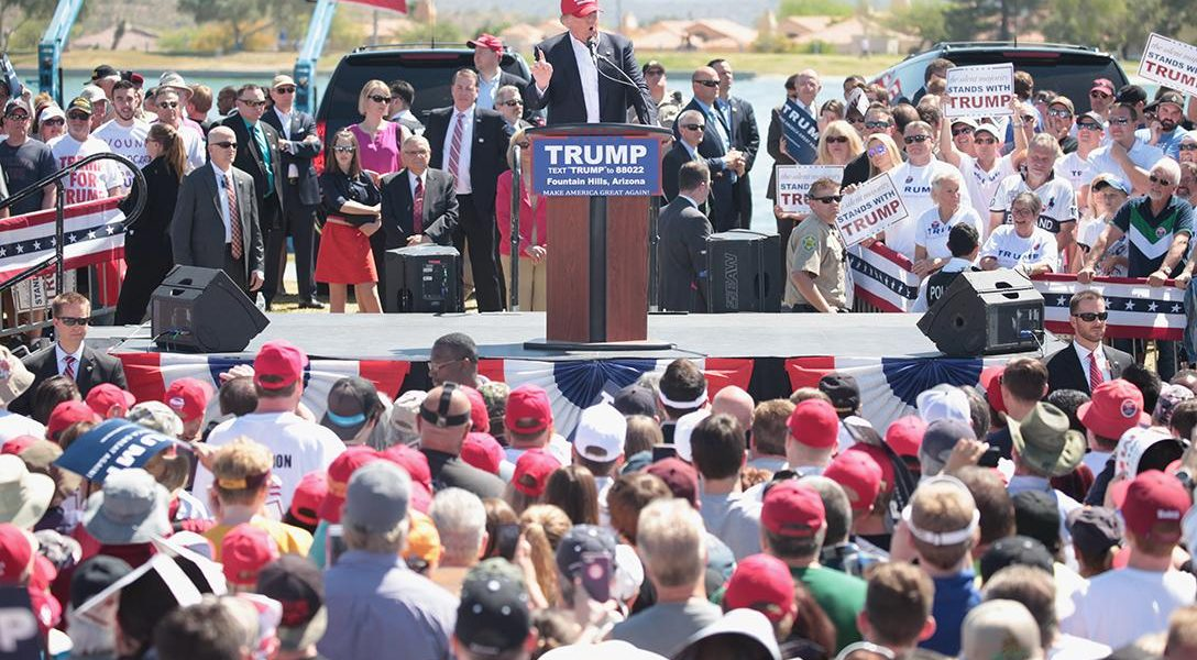Donald Trump, supporters