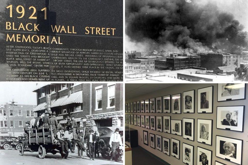 Tulsa Race Riots 1921