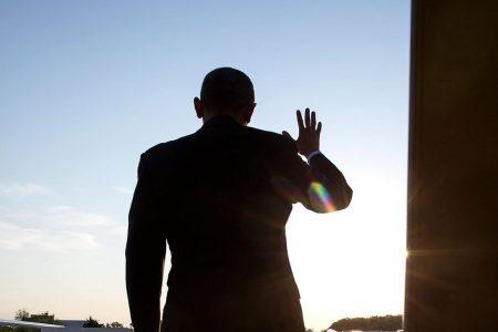 Barack Obama, Silhouette