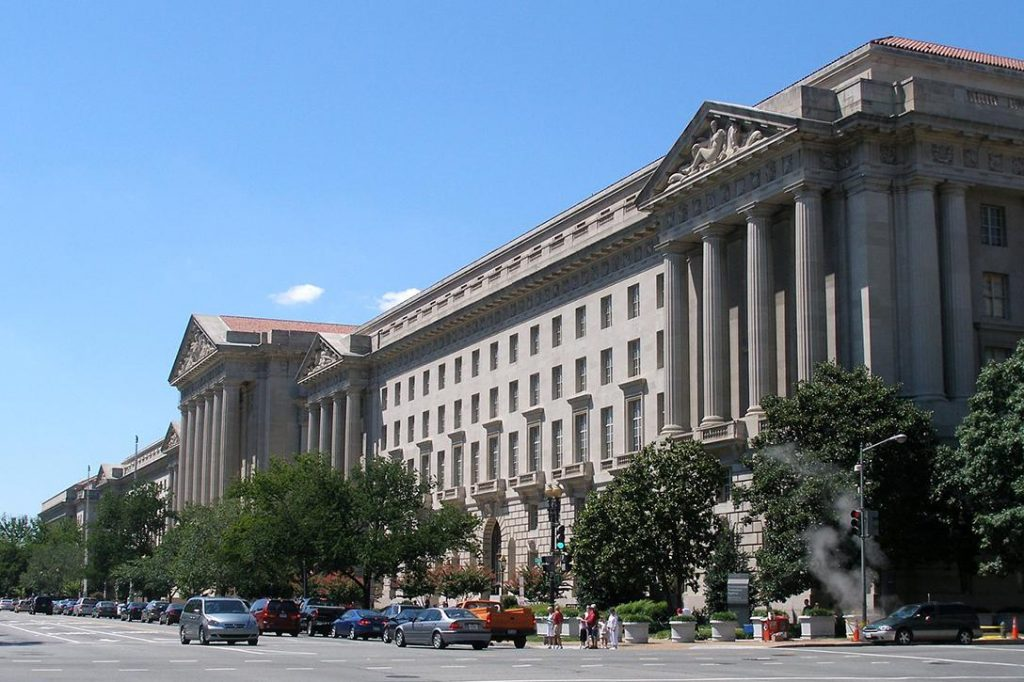 Environmental Protection Agency Headquarters