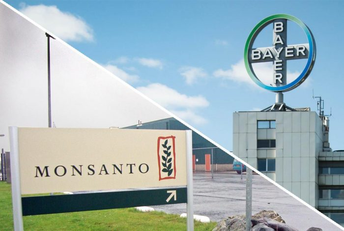 Bayer-Monsanto merger