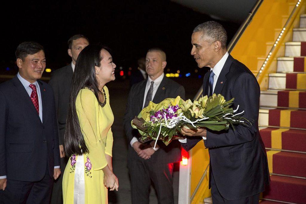 Barack Obama, Vietnam