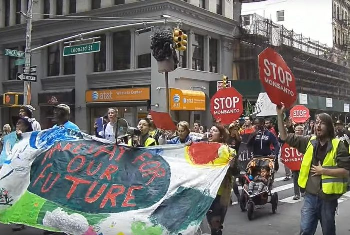 March Against Monsanto, NYC