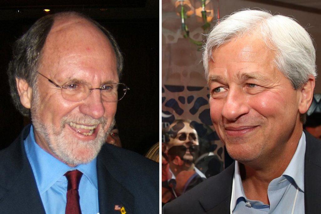 Jon Corzine, Jamie Dimon