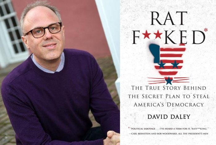 David Daley, Rat Fu**ked