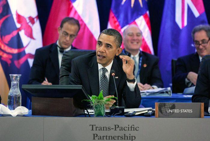 Barack Obama, TPP, Trade