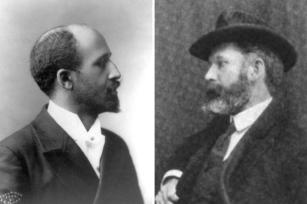 W. E. B. Du Bois, Robert E. Park