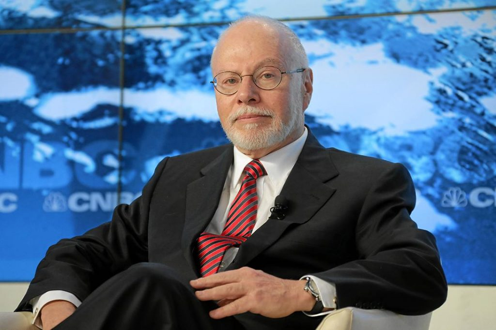 Paul Singer  Photo credit: World Economic Forum / Wikimedia (CC BY-SA 2.0)