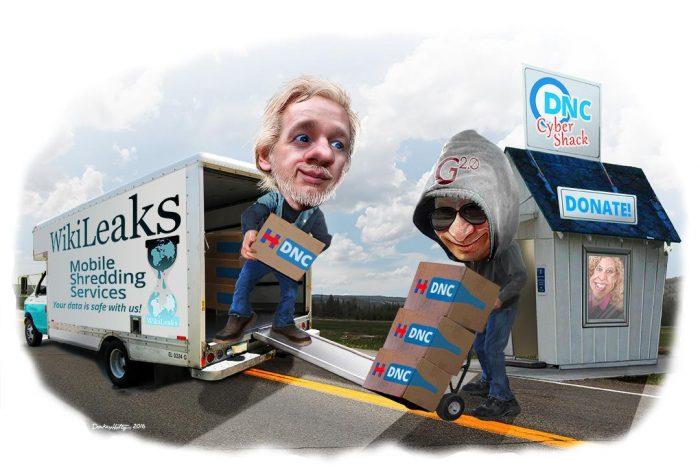 DNC, data breach