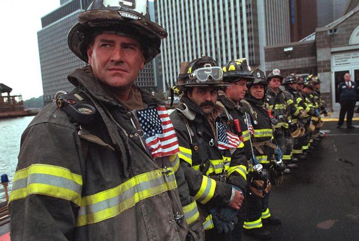 First Responders, fireman, 9/11