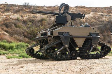 Multi-Utility Tactical Transport, MUTT