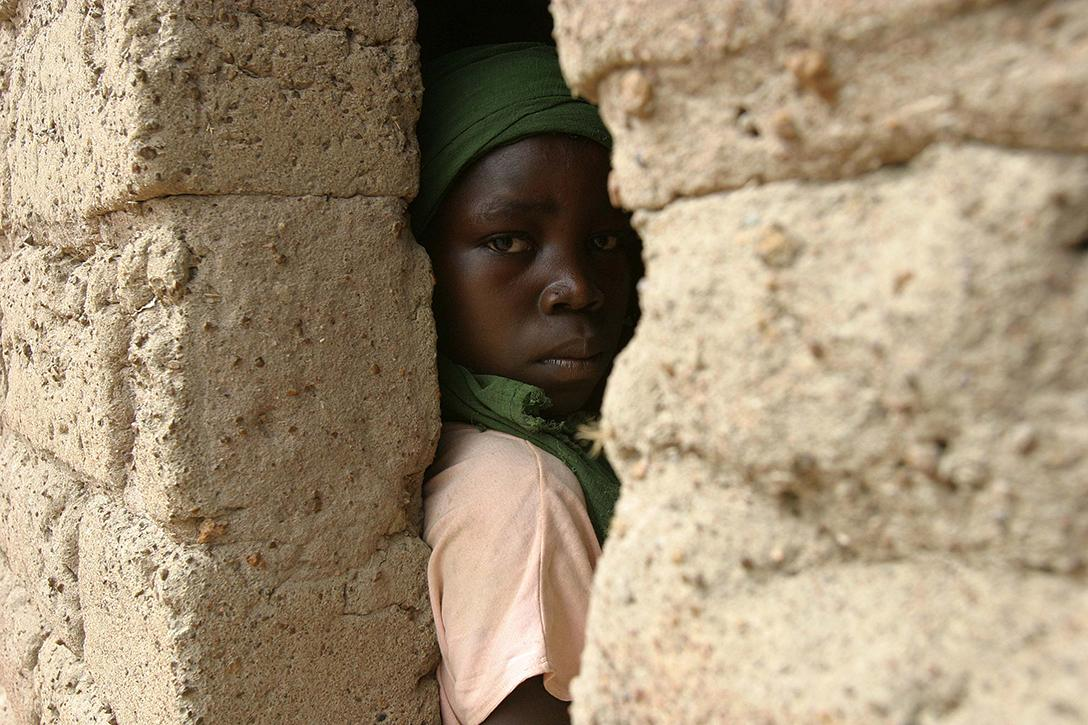 Child, Central African Republic