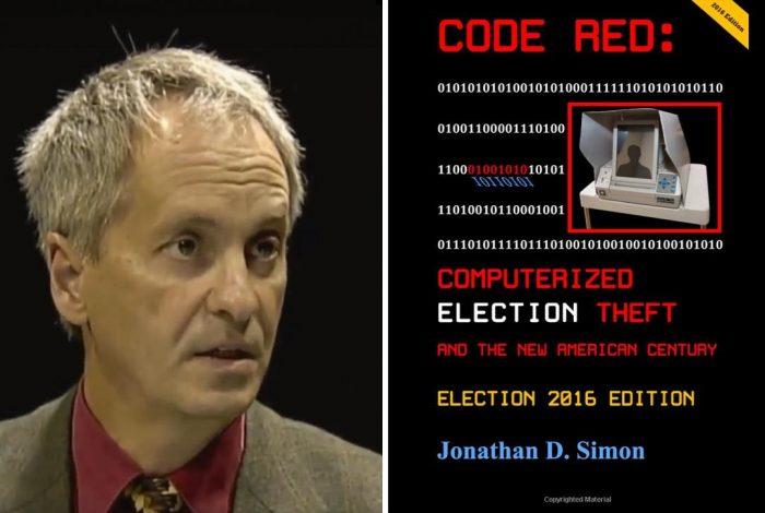 Jonathan Simon, voting, security, Code Red
