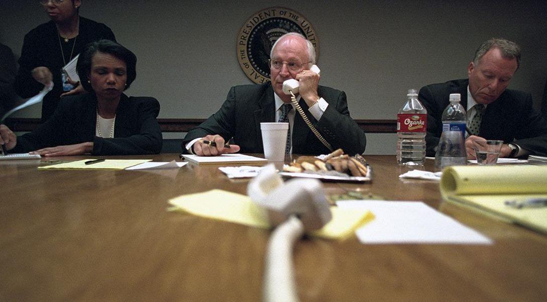 9/11, President's Emergency Operations Center