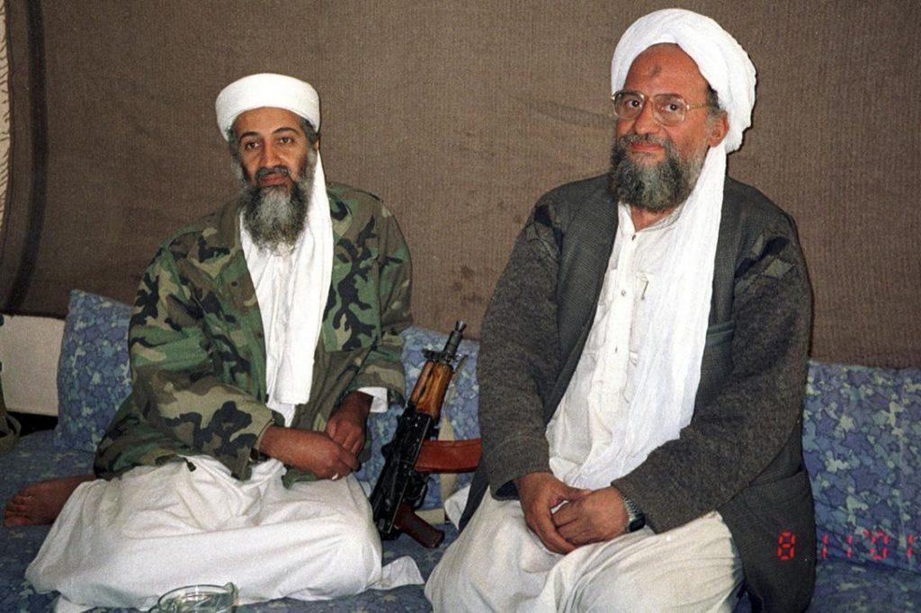 Osama bin Laden, Ayman al-Zawahiri