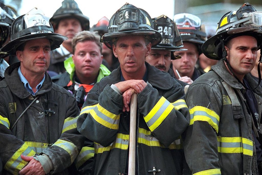 9/11, Firefighters, First Responders